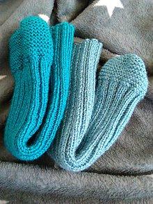 Obuv - Ponožky pre šťastie 3...... - 9488911_