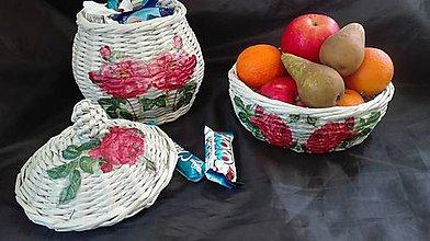 Košíky - Zásobník (na sladkosti - 9491172_