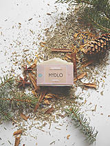 Drogéria - Mydlo - borovica - 9491449_