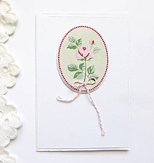 Papiernictvo - Pohľadnica pre mamičku - 9492287_