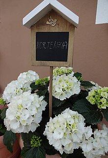 Dekorácie - Zápich do záhrady - 9492461_
