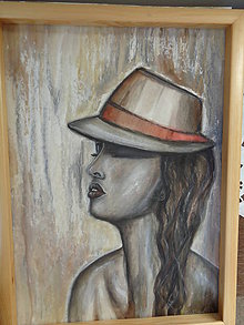 Obrazy - Dreaming of You - akvarel - 9493669_