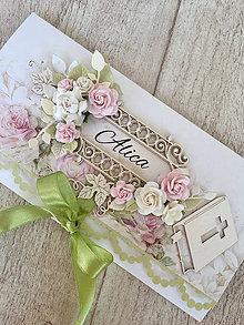 Papiernictvo - Obálka na finančný dar - 9492785_