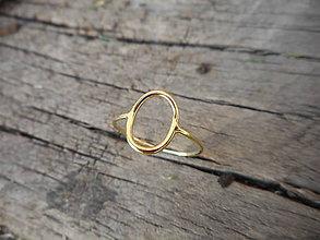 Prstene - Prstienok
