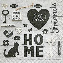 Papier - domov - 9492720_