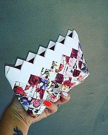 Peňaženky - Vintage mini - 9494710_