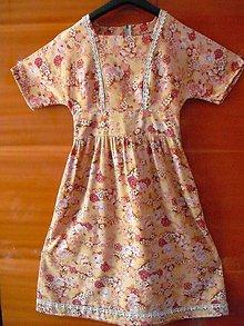 Šaty - Catelyn - retro šaty - 9493244_