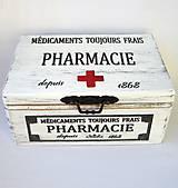 Lekárnička-Pharmacie