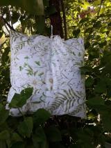 Úžitkový textil - Lúčne kvietky... - 9496057_