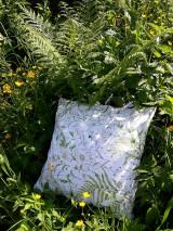 Úžitkový textil - Lúčne kvietky... - 9496058_