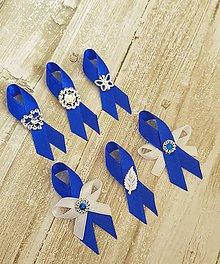 Pierka - pierko kráľovská modrá rôzne druhy, rôzne ceny - 9496196_