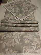Úžitkový textil - Obrus -štóla 140x40 - 9496457_