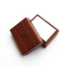 Krabičky - Mahagonová krabička - malá - 9498194_