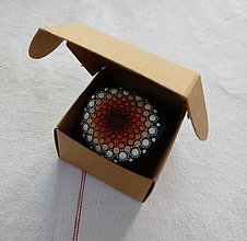 Obalový materiál - Krabička 5,8x5,8x3,2 - 9495206_