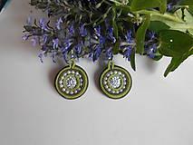 Velúrovky zelené