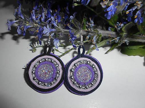 Velúrovky fialové