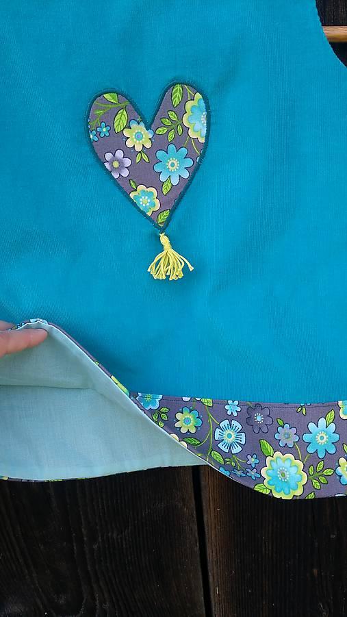7864e06d61c2 Detské šaty - etno štýl   nadyka - SAShE.sk - Handmade Detské oblečenie