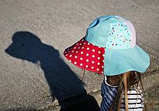 Detské čiapky - Letný klobúk - SKLADOM - 9498590_