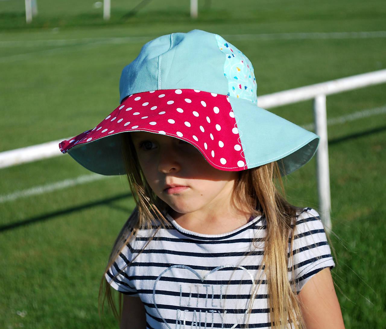 Letný klobúk - SKLADOM