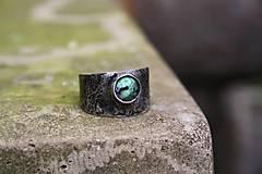 Prstene - Drobný - Rubín v zoisite - 9502656_
