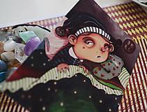 Grafika - Hop šup z postele - 9499513_