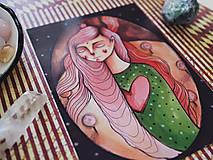 Grafika - Pani Penová - 9499522_