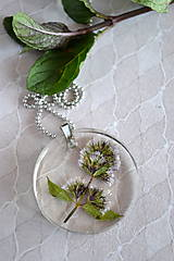 - Náhrdelník Mäta kvet (2427 A CHO) - 9499913_
