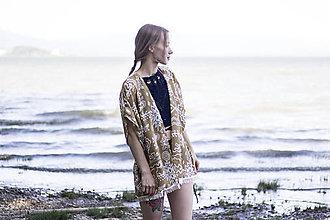 Tuniky - Letné kimono - indian - 9500632_