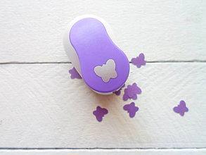 Pomôcky/Nástroje - raznica motýlik - 9501439_