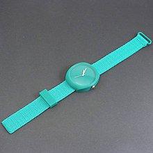 Náramky - Designové hodinky duha turqouise green - 9501322_