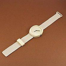 Náramky - Designové hodinky duha ivory - 9501405_