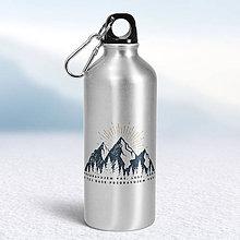 Nádoby - Turistická fľaša - 9499050_