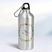 Nádoby - Turistická fľaša - 9499052_