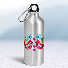 Nádoby - Turistická fľaša - 9499053_