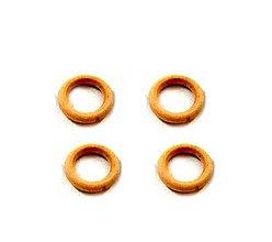 Polotovary - Krúžok drevený lakovaný 3,1 cm - 9500081_