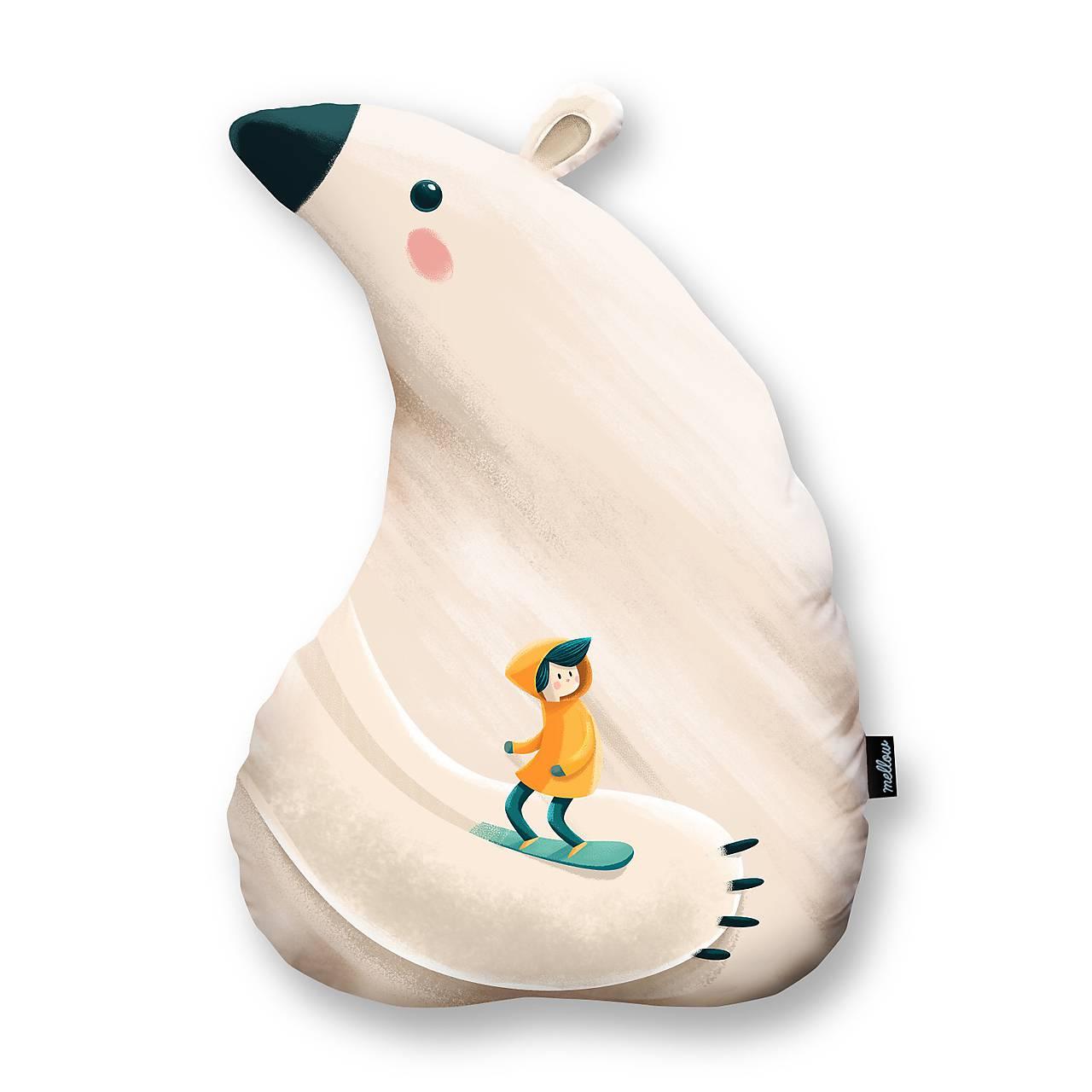 Úžitkový textil - Polar Bear - Large - 9503045_