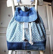 Batohy - Vintage ruksak - 9499107_