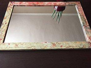 Zrkadlá - Farebné zrkadlo - 9501508_