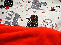 Textil - letný spací vak (100) - 9499343_