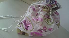 Iné tašky - Vrecúško na prezúvky - 9505363_