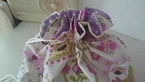 Iné tašky - Vrecúško na prezúvky - 9505365_