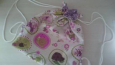 Iné tašky - Vrecúško na prezúvky - 9505366_
