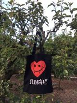 Nákupné tašky - Taška Hungry - 9503813_