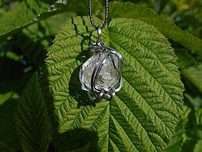 Náhrdelníky - Diamond cristallum-SK-chirurg.oceľ - 9506865_