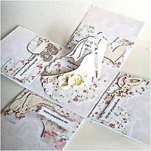 Papiernictvo - Krabička na peniaze - 9503710_