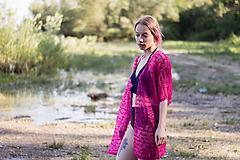 Letné kimono barbie