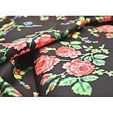 Sukne - MARÍNA - kvetinová maxi sukňa - 9504167_