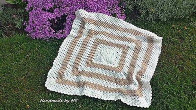 Textil - Detská deka ANTIBAKTERIAL (L) - 9505020_