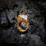 Prstene - Drevený prsteň: Hlboko v džungli - 9505321_