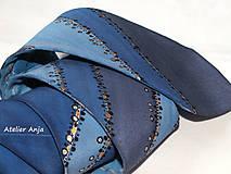 Doplnky - Hodvábna kravata - 9505802_